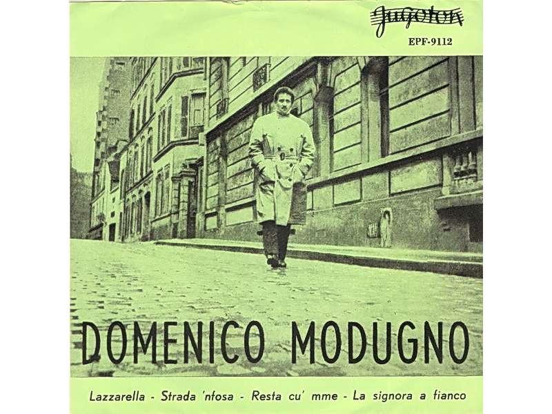 Domenico Modugno - Lazzarella