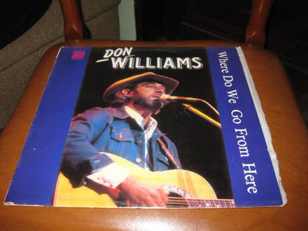 Don Williams - Where do we go from here