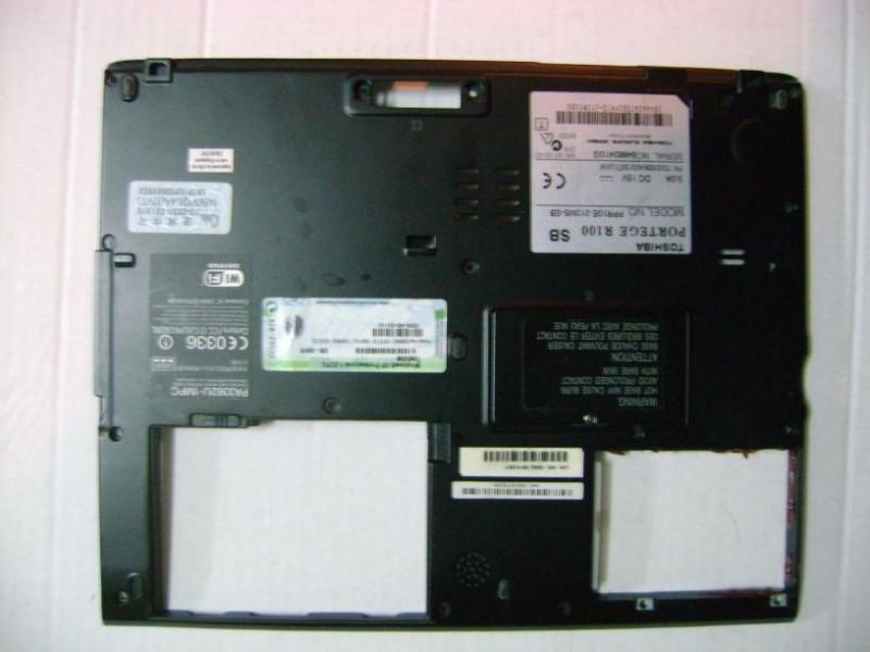 Donji deo kucista za Toshiba Portege R100