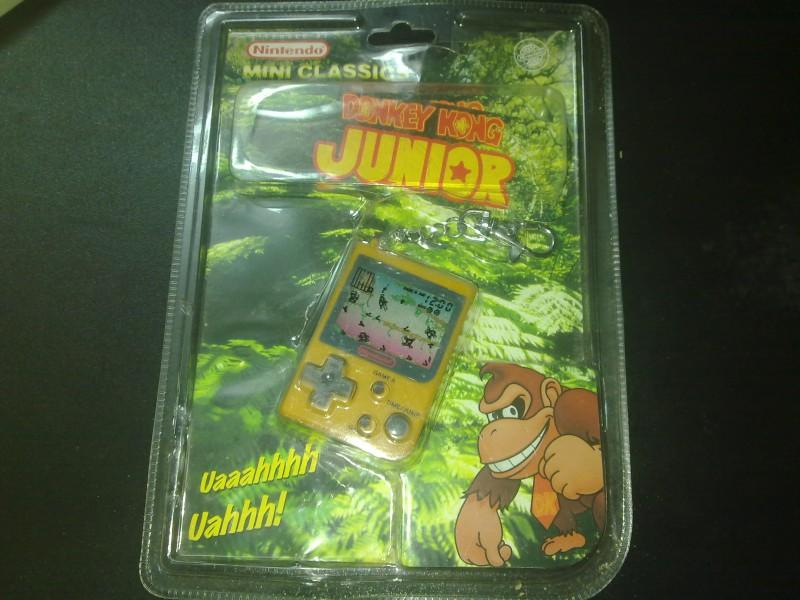 Donkey Kong Junior Nintendo Mini Classics