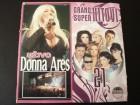 Donna Ares Uzivo 2007 i Grand Super Hitovi 21 dva diska