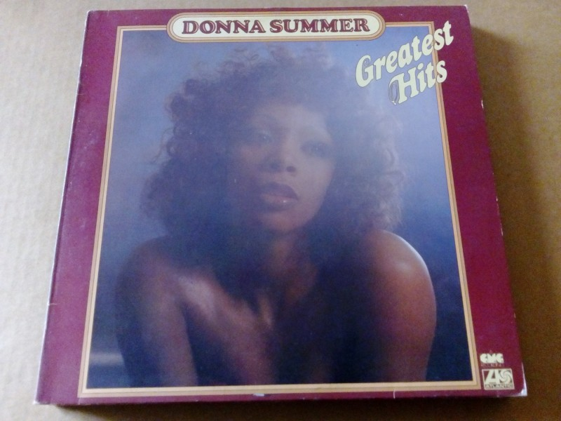 Donna Summer - Greatest Hits,