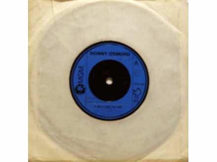 Donny Osmond - A Million To One