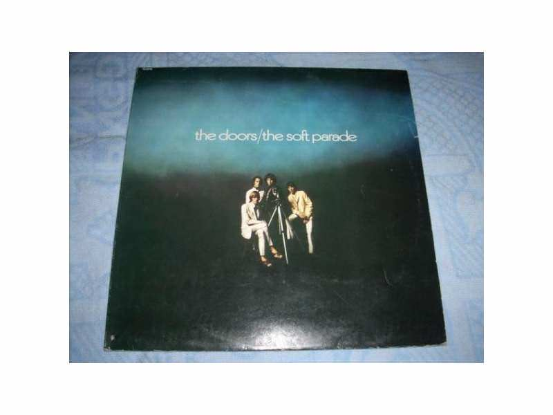 Doors, The - The Soft Parade LP Suzy