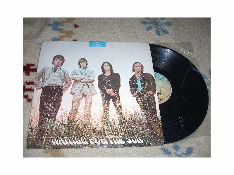 Doors, The - Waiting For The Sun LP Suzy