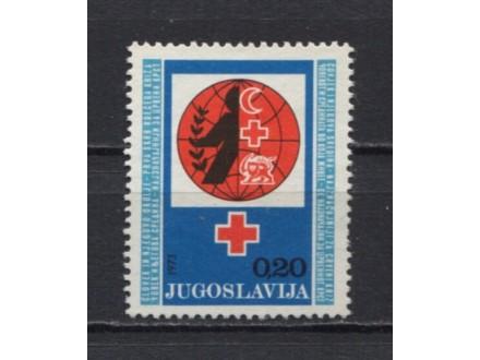 Doplatna marka Jugoslavija 1973 Nedelja Crvenog krsta