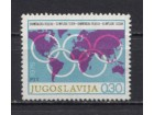 Doplatna marka Jugoslavija 1978 Olimpijska nedelja