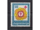 Doplatna marka Jugoslavija 1981 TBC