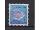 Doplatna marka Jugoslavija 1990 - EP u džudou