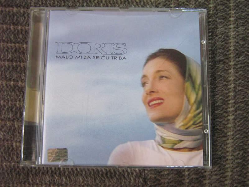 Doris Dragović - Malo Mi Za Sriću Triba