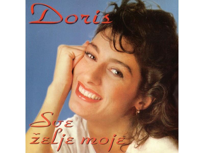 Doris Dragović - Sve Želje Moje