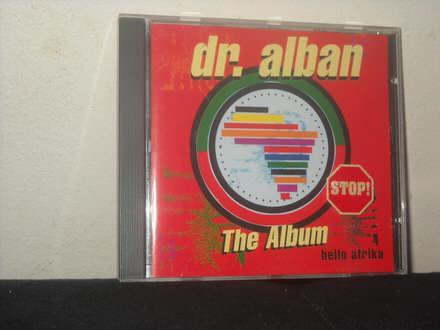 Dr. Alban - Hello Afrika - The Album