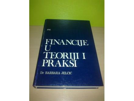 Dr.Barbara Jelčić-FINANCIJE U TEORIJI I PRAKSI