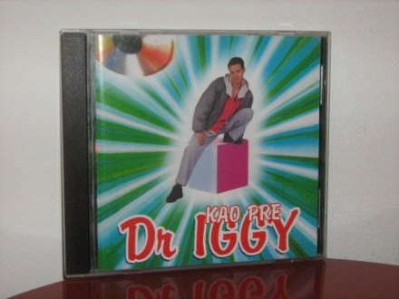 Dr Iggy - Kao pre