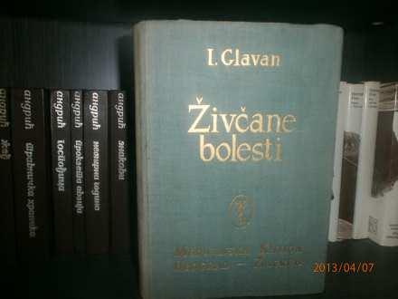 Dr Ivo Glavan - ŽIVČANE BOLESTI