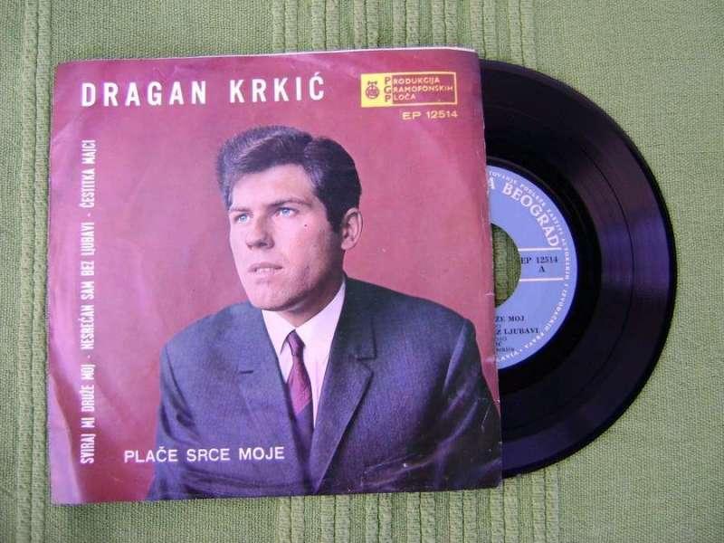Dragan Krkić - Plači Srce Moje