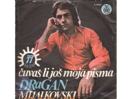 Dragan Mijalkovski - Čuvaš Li Još Moja Pisma