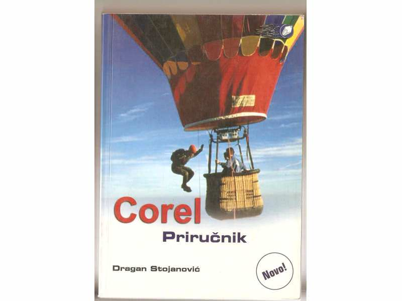 Dragan Stojanović - COREL priručnik