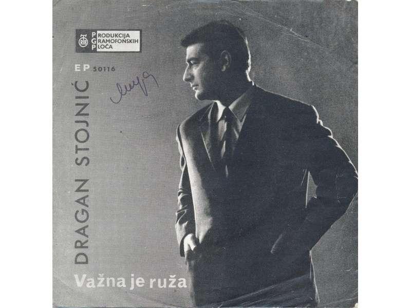 Dragan Stojnić - Važna Je Ruža