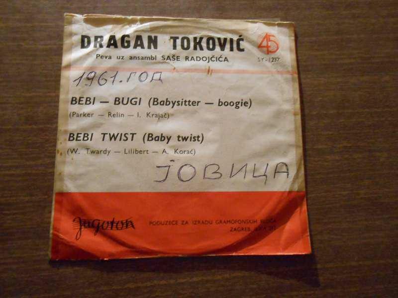 Dragan Toković - Bebi Bugi / Bebi Tvist