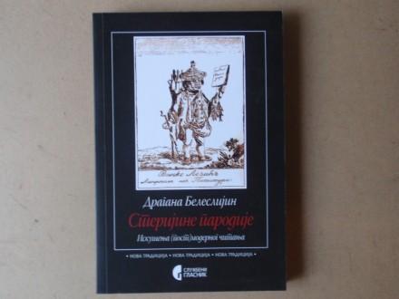 Dragana Beleslijin - STERIJINE PARODIJE