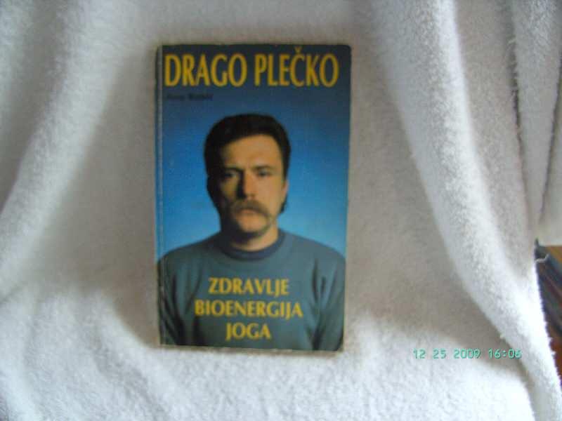 Drago Plečko, Zdravlje, bioenergija, joga, Ana Babić