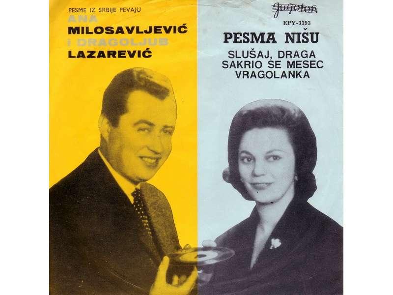Dragoljub Lazarević, Ana Milosavljević - Pesma Nišu