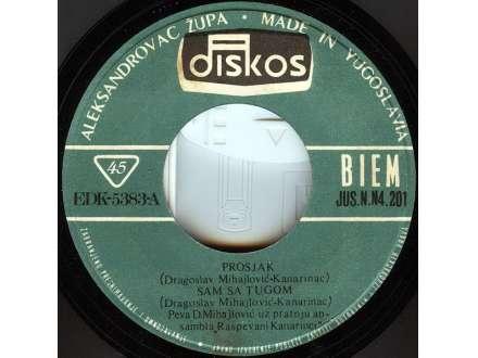 Dragoslav Mihajlović - Kanarinac - Prosjak