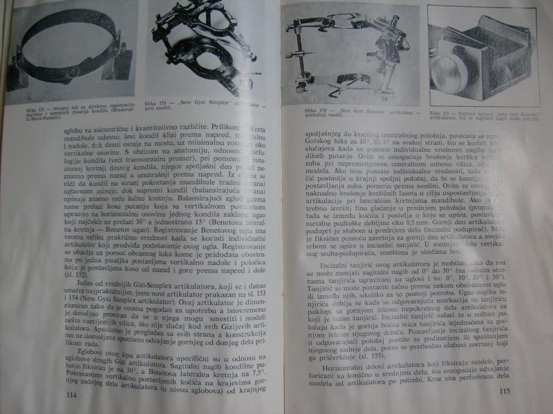 Dragutin Marić, ARTIKULATORI
