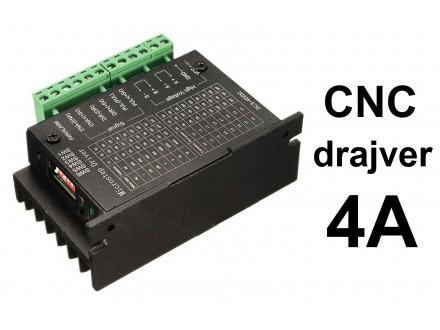 Drajver step motora 4A za CNC masinu - TB6600