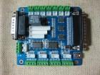 Drajver step motora - CNC kontroler sa softverom i USB