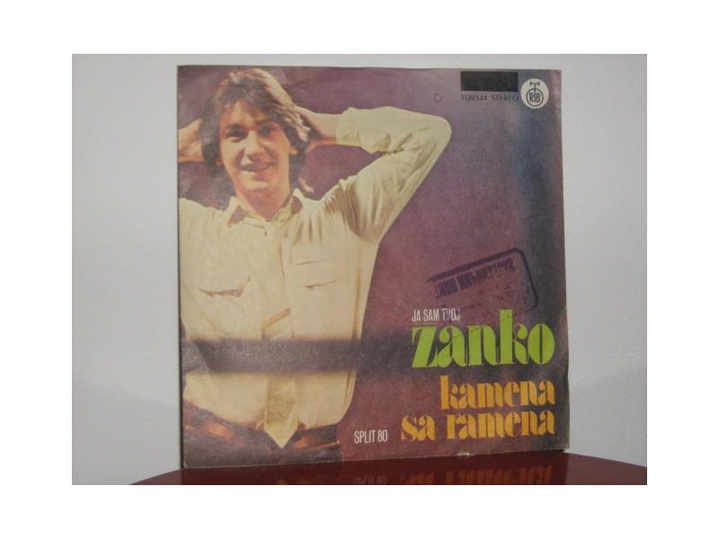 Dražen Žanko - Kamena sa ramena / Ja sam tvoj