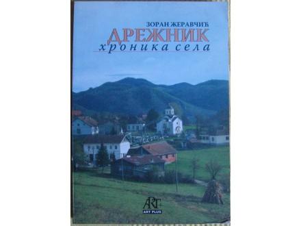 Drežnik  hronika sela  Zoran Žeravčić