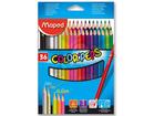 Drvene bojice Maped Color Peps 36 kom 832017 - Novo
