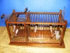Drveni kavez za kanarince