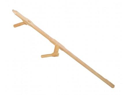 Drveno kosište - drška za kosu - dve ručke