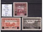 Država SHS, 1918.god - Kompletna serija