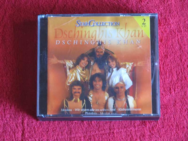 Dschinghis Khan - Star Collection - 2CD