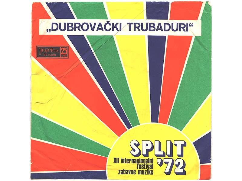 Dubrovački Trubaduri - Noćna Muzika / U Mome Gradu