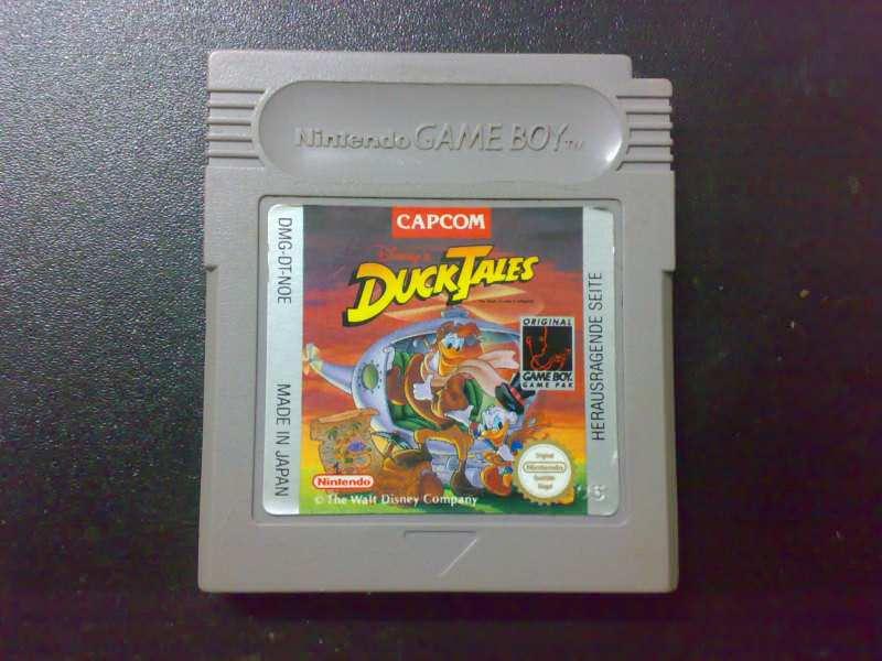 Duck Tales za GameBoy