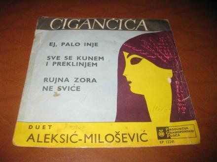 Duet Aleksić-Milošević – Cigančica