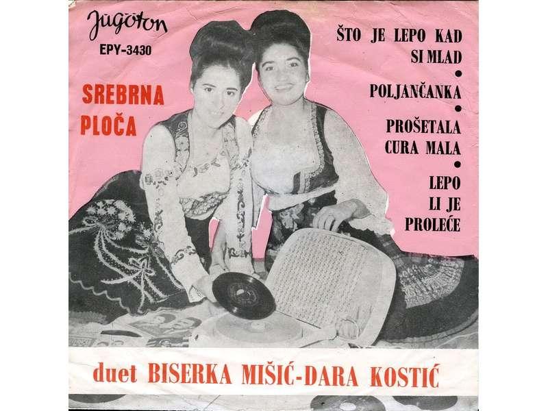 Duet Biserka Mišić - Dara Kostić - Što Je Lepo Kad Si Mlad