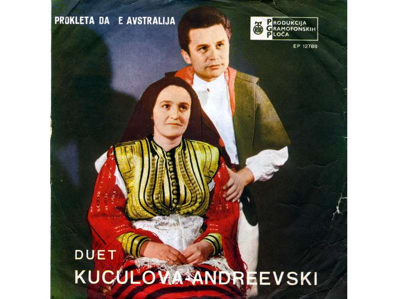 Duet Kuculova - Andreevski - Prokleta Da E Avstralija