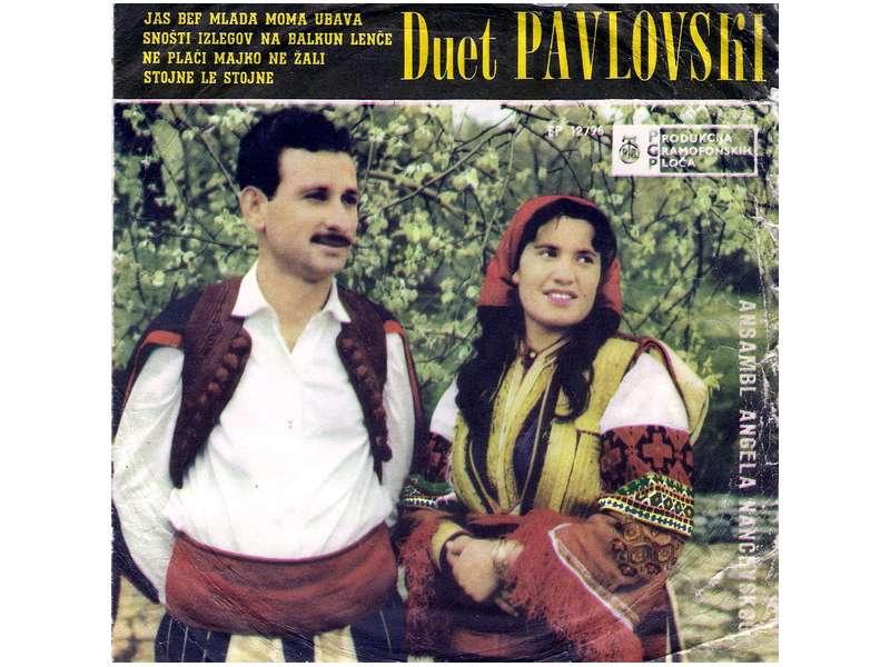 Duet Pavlovski - Jas Bef Mlada Moma Ubava