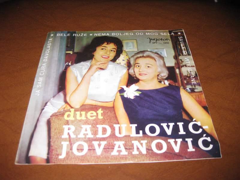 Duet Radulović - Jovanović - Ja Sam Cura Đavolasta
