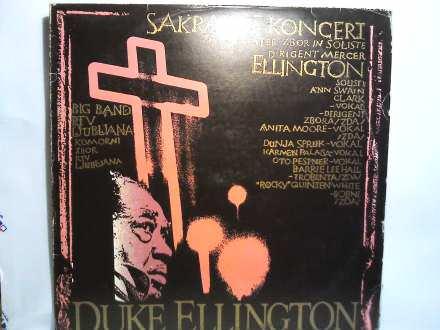 Duke Ellington And His Orchestra - Seattle Concert
