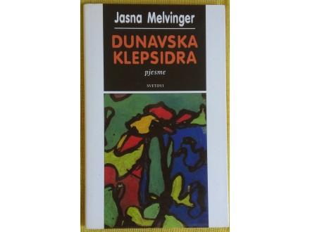 Dunavska klepsidra  Jasna Melvinger