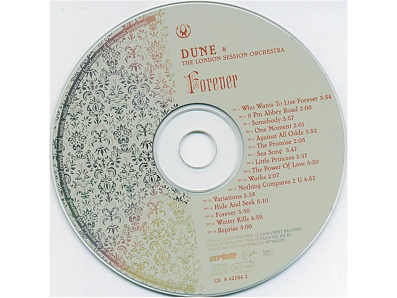 Dune - Forever