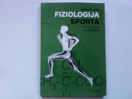 Dušan Lekić - Fiziologija sporta