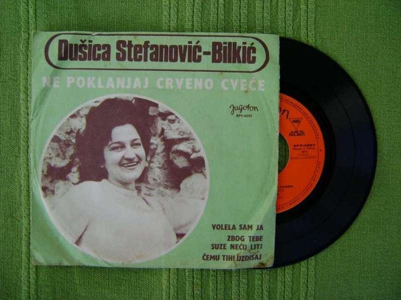 Dusica Stefanovic-Bilkic - Ne poklanjaj crveno cveće